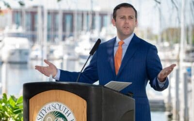 Florida lawmakers reveal their 'most robust agenda' on flooding, sea-level rise